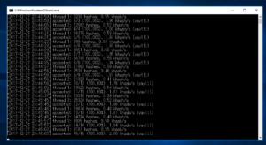BitZenyマイニングプログラム(cpuminer)